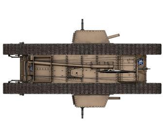 Mk.Ⅳ戦車