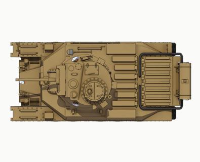 マチルダⅡ歩兵戦車 Mk.Ⅲ/Ⅳ