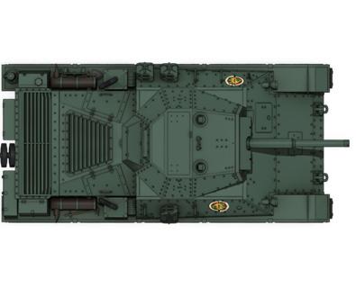 P40型重戦車