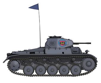 Ⅱ号戦車F型