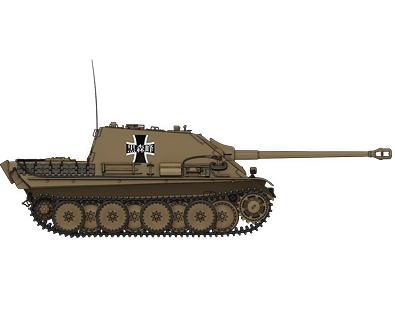 駆逐戦車ヤークトパンター