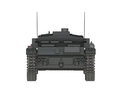 Ⅲ号突撃砲F型